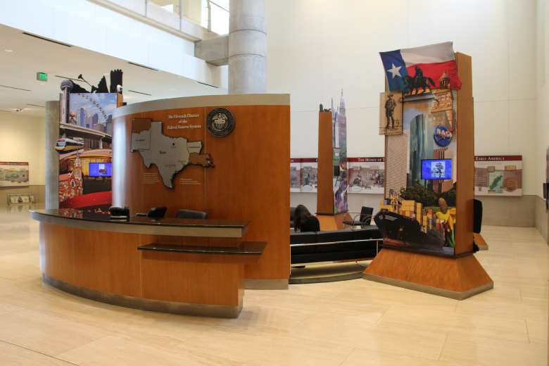 Federal Reserve Bank of Dallas – Museum Arts